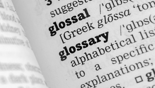 How to Save Time and Improve Translations Quality with Glossaries